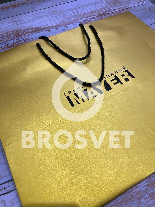 Производство бумажных пакетов  для  группы компаний Mayer